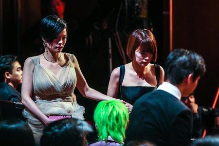 Star Awards pays tribute to Aloysius Pang