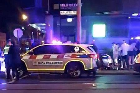 One dead in shooting outside Melbourne nightclub, 3 injured