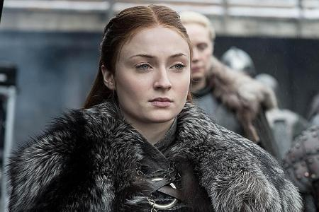 Sophie Turner turns toughest Game Of Thrones scene into triumph