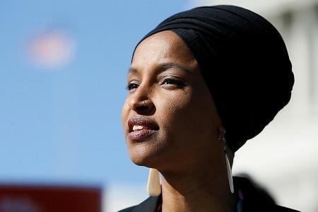Trump slammed for using 9/11 to criticise Muslim congresswoman