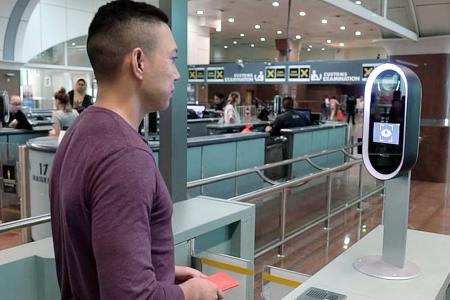 New iris and facial imaging system being tested at Tuas Checkpoint