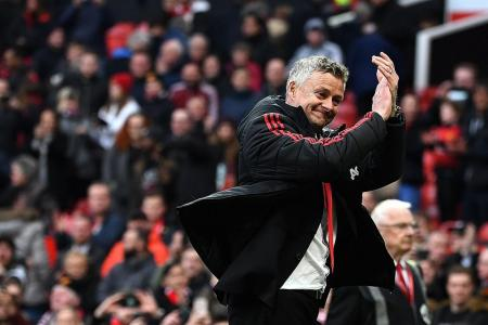Neil Humphreys: Go for broke against Barcelona, Ole Gunnar Solskjaer