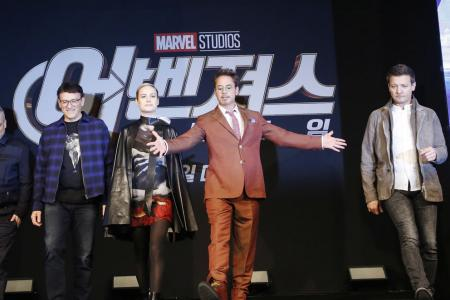 No point in Endgame when you can take a loo break, say film-makers