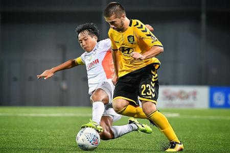 Tampines Rovers can't wait to regain their rhythm