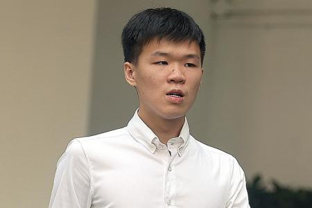 Short detention for e-bike rider who crashed into jogger