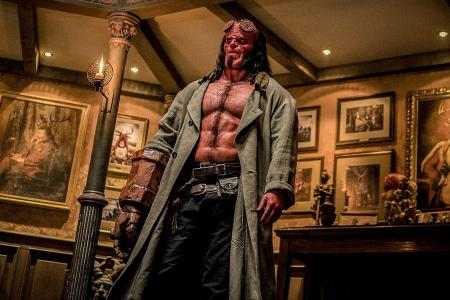 Movie Review: This Hellboy has no soul