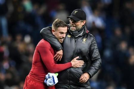 Klopp plays down Liverpool's fatigue concerns