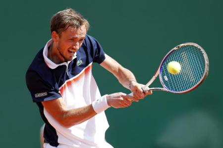 Medvedev sends world No. 1 Djokovic packing