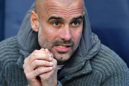 Guardiola wants his players to react to Champions League exit