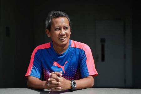 Home United, coach Saswa in 'mutual' parting of ways