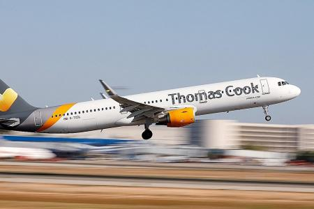Thomas Cook approached by potential bidders