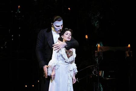 Phantom Of The Opera stars defend the musical in the wake of #MeToo