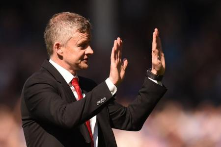 Solskjaer sorry after Man United's 4-0 loss to Everton