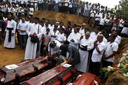 Sri Lankan minister says bomb attacks was revenge for Christchurch