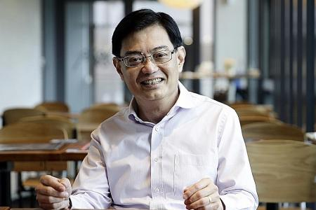 Finance Minister Heng Swee Keat to become DPM from May 1