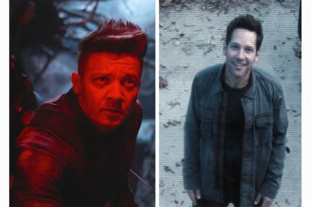 Hawkeye 'has the best gig': Jeremy Renner