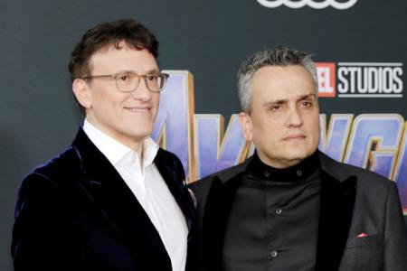 Russo brothers glad to take a break after directing four Marvel movies