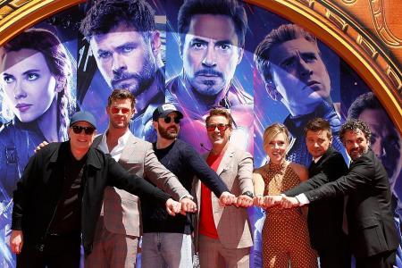 Critics are loving Avengers: Endgame