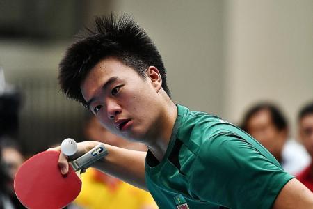 Jun Kai helps Raffles Institution win fifth straight title