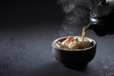 Shang Social is a Jewel for Cantonese, Huaiyang and Sichuan cuisine
