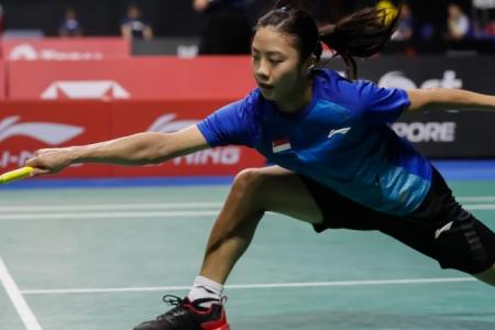 Yeo Jia Min smashes her way into last 16 of Asian meet