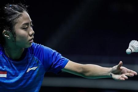 Yeo Jia Min stretches world No. 4 Yamaguchi to rubber set