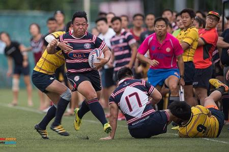Rugby's 'Save Turf City' call