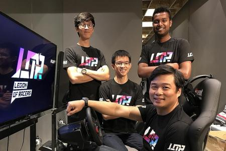 Local simulation racing league seeks racers