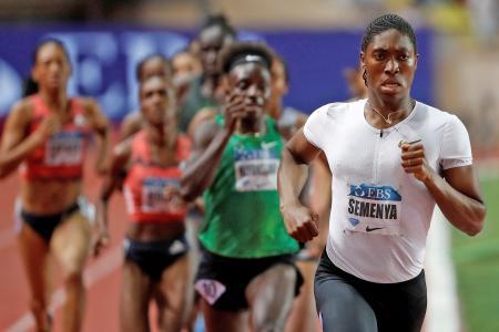 Semenya set to appeal against IAAF's testosterone ruling again