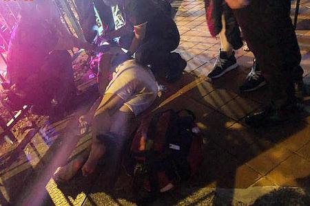 Man jailed for 'ferocious violence'