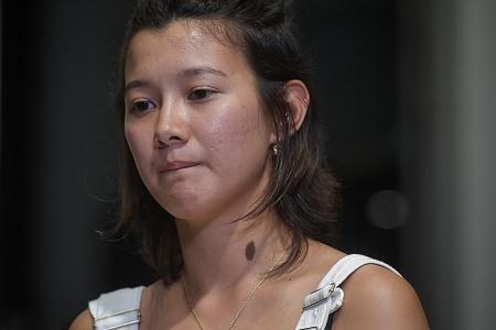 Stop online bullying of Peeping Tom Nicholas Lim: Victim Monica Baey