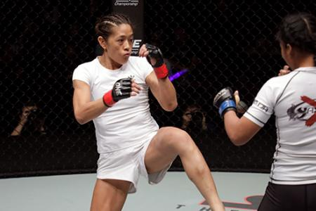 May Ooi ONE CHAMPIONSHIP