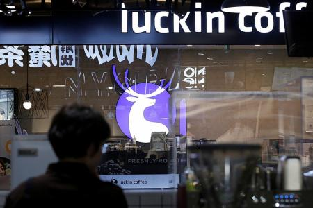 China's Luckin seeks to raise up to $799m in IPO