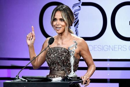 Halle Berry fights ageism as assassin in John Wick 3