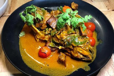 Revamped menu steers The Sampan in right direction