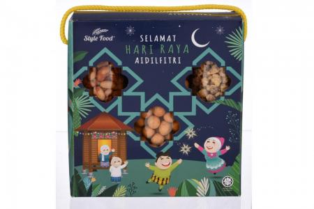 Be the host with the most with FairPrice's Hari Raya goodies