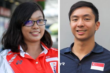Para-athletes Toh Wei Soong, Nur Syahidah Alim get a boost from BP