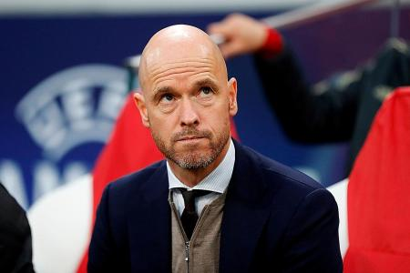 Ajax coach Erik ten Hag rues fate after late sucker punch