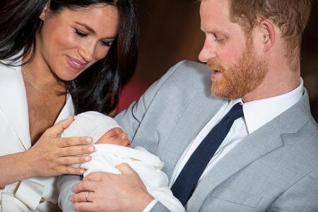 Archie - comic book character or new royal baby