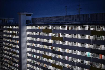 More HDB resale flats sold last month; prices ease slightly