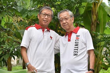 Red Cross volunteer helps seniors fight loneliness