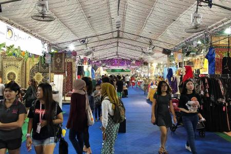 This year's bazaar 'better caters to visitors' wants'