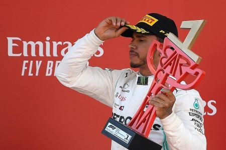 Mercedes chief: No drama if Lewis Hamilton joins Ferrari