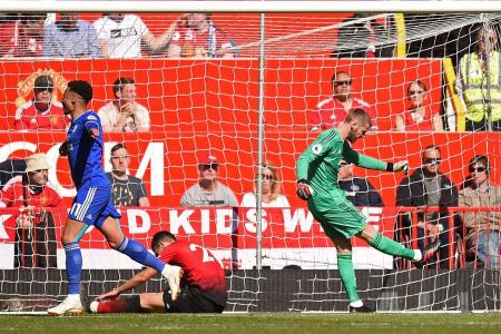 Relegated Cardiff City defeat sloppy Manchester United