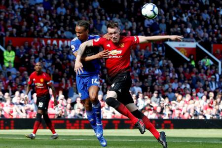 Man United end season with defeat by relegated Cardiff