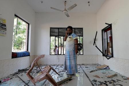 Sri Lanka blocks social media after more unrest