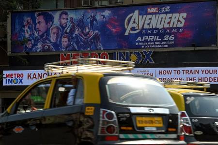 Avengers still tops in US but Pikachu hot on its heels