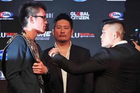 Christian Lee believes he can defeat Shinya Aoki in first round