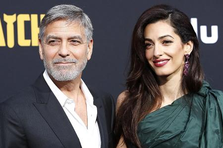 Clooney returns to TV after 20 years