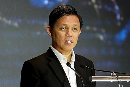 Singapore not 'immune' from US-China trade war: Minister